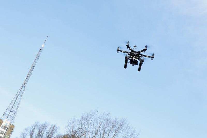 Dron w pracy agencji detektywistycznej